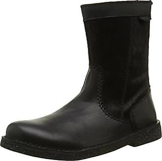 Kickers Orilegend, Zapatillas de Estar por Casa para Mujer, Negro (Noir Perm 8), 38 EU
