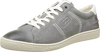 Kickers 515170-60-81, Sneaker Uomo, Nero (Nero (Noir/Rouge)), 42 EU