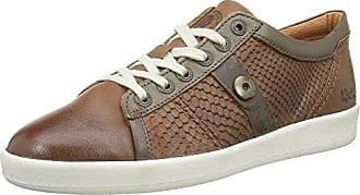 Kickers Knitwear, Baskets Basses Femmes, (Bordeaux Fuchsia), 37 EU