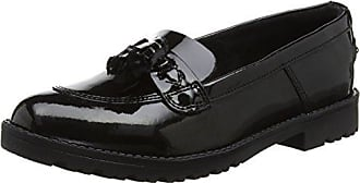 Reasan Lace, Scarpe Derby Uomo, Nero (Black), 40 Kickers