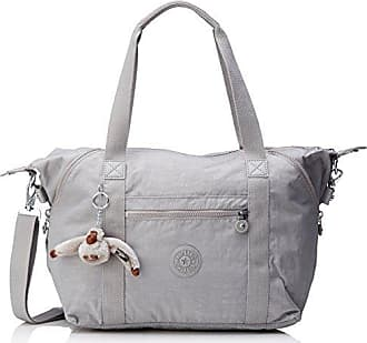 Kipling Lots Of Bag, Cartables femme, Grau (Wow Print), 52x28x18 cm (B x H T)