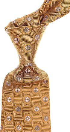Ties On Sale, Brown Sugar, Silk, 2017, one size Kiton