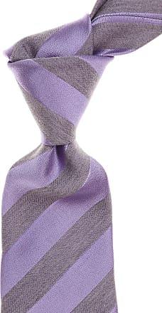 Ties On Sale, Violet Blue, Silk, 2017, one size Kiton