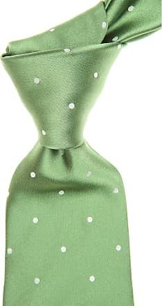 Ties On Sale, Grass Green, Silk, 2017, one size Kiton