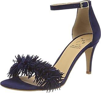 KMB Oran, Zapatos de Tacón para Mujer, Naranja (Cinnamon 19), 39 EU