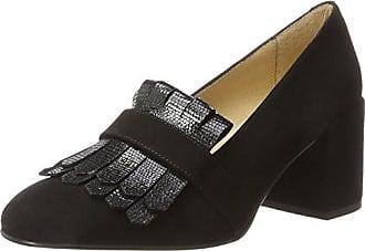 KMB Laoca, Zapatos de Tacón para Mujer, Negro (Negro 1), 38 EU