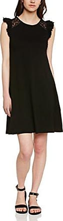 KOOKAI P3239 - Robe - Uni - Sans manche - Femme - Noir - FR: 36 (Taille fabricant: 1)Kookai
