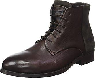 Kost Kuryno51 - Botas de cuero para hombre, color marrón, talla 45