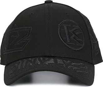embroidered baseball cap - Black Boris Bidian Saberi