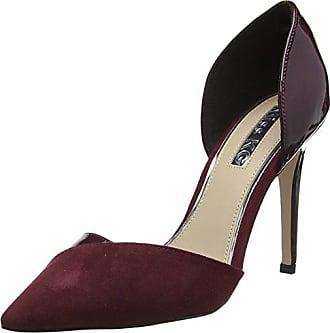 5920, Bride Cheville Femme - Rouge - Rouge (Bordeaux 570), 38 EULaurel