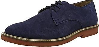 KG by Kurt Geiger Gloucester, Zapatos de Cordones Brogue para Hombre, Azul (Navy), 42 EU