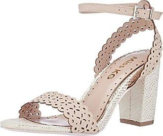 Rhona, Zapatos de Tacón con Punta Cerrada para Mujer, Gris (Grey), 38 EU Kurt Geiger