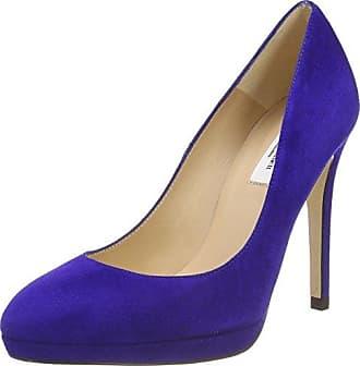 L.K. Bennett AVA, Zapatos de Talón Abierto para Mujer, Plateado (SIL-Silver), 39 EU L.k. Bennett