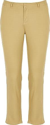 Bedruckte Slimfit-Hose aus Baumwolle Lab Dip