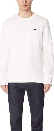 Lacoste Crew Neck Sweatshirt - Flour