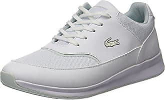 Lacoste Marice 218 1 Caw, Zapatillas para Mujer, Azul (Lt BLU/BLU 52c), 35.5 EU