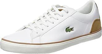 Lacoste Chaymon, Sneaker Uomo, Bianco (Wht/Grn), 39.5 EU