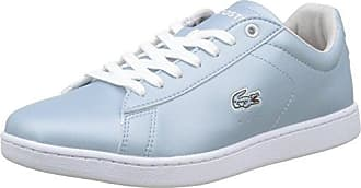 Straightset Bl 1 SPW, Sneaker Donna, Blu (Nvy), 40.5 EU Lacoste