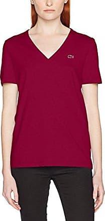 Lacoste TF8908, Camiseta para Mujer, Azul (Ruisseau T01), 34 (Talla del Fabricante: 34)