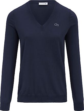 V Pullover 1/1 Arm Lacoste blau Lacoste