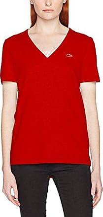 Lacoste AF5042, Jersey para Mujer, Rojo (Toreador PRL), 36(Tallas De Fabricante: 36)