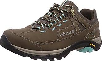 La Fuma - Zapatillas de senderismo de cuero para mujer, color marrón, talla 38 2/3