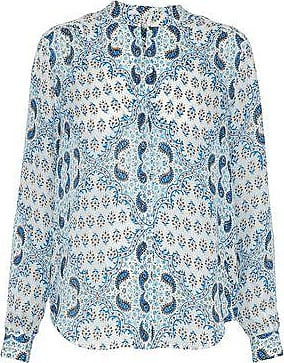 Lagence Woman Printed Silk Top Multicolor Size XS L'agence