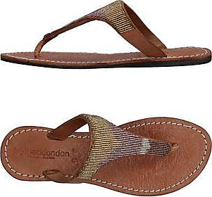 FOOTWEAR - Toe post sandals Laidbacklondon