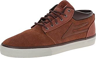Griffin Mid, Chaussures de skateboard homme - Marron (Brown Suede All Weather), 45 EU (11 US)Lakai
