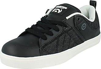 Herren-Schuhe im Skater-Stil von Lambretta, Schwarz - schwarz - Größe: 41.5 Lambretta