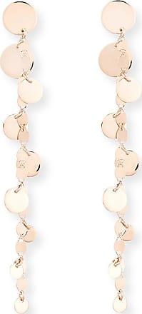 Lana Jewelry Disc Fringe Earrings