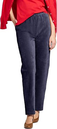 Womens Tall Stretch Knit Cords - 16-18 - Grey Lands End