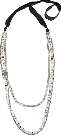 Lanvin Icon Necklace in Metallics