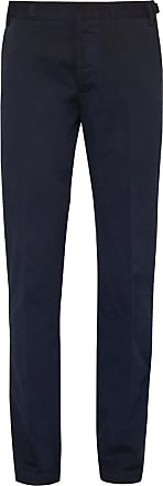 Pants for Men On Sale, navy, Viscose, 2017, 32 Lanvin