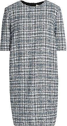 Lanvin Woman Metallic Linen-blend Mini Dress Lavender Size 44 Lanvin