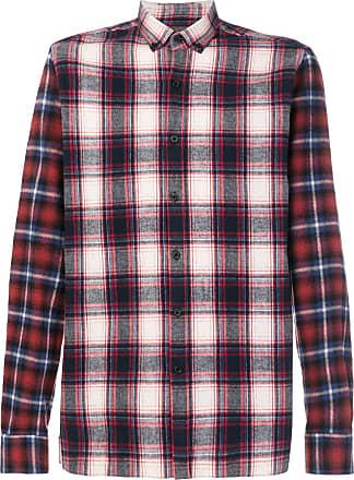 multi-tartan shirt - Multicolour Lanvin