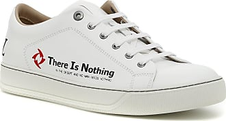There Is Nothing Sneakers - UK10 / White Lanvin