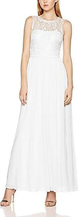 LA81804L, Robe Femme, Blanc (Cream White Cream White), 42 (Taille Fabricant : L)Laona