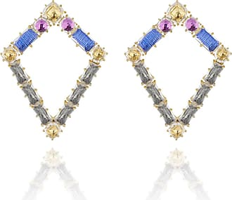 Larkspur & Hawk Caterina Kite Earrings, Multi