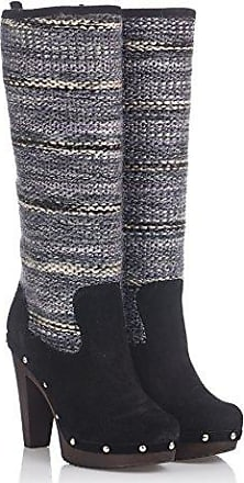 Laura Moretti Damen Swedish Nailed Boot Stiefel  40 EUBraun