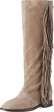 Laurèl Stiefelette, Zapatillas de Estar Por Casa para Mujer, Beige-Beige (Camel730), 39 EU