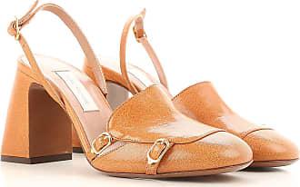 Sandals For Women On Sale, Bronze, Bronze, 2017, 36 38 40 L'autre Chose