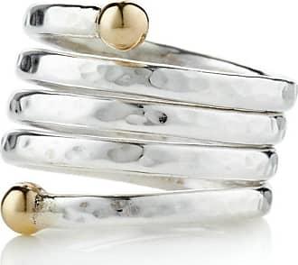 MyriamSOS The Twirl Ring - UK K 1/2 - US 5 3/8 - EU 50 3/4
