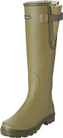 Die Kamel Low Damen Giverny, Boots, Grün - Grün - Vert (Vert Chameau) - Größe: 39