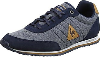 Omega X Craft, Baskets Basses Homme, Bleu (Dress Blue), 44 EULe Coq Sportif