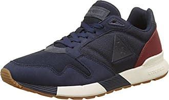 Mens Omega X Craft Bass Trainers, Dress Bleu Le Coq Sportif