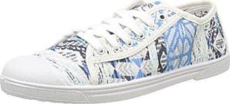 Basic 02_Femme, Zapatillas Para Mujer, Bleu (Sky Blue), 38 EU Le Temps Des Cerises