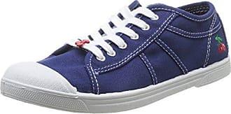 Le Temps des Cerises Ltc Basic 02 - Sneaker Donna, Blu (Bleu (Fancy Graphic)), 36