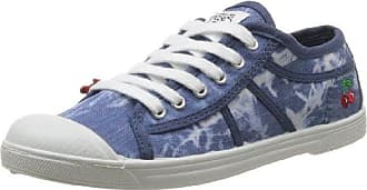 Le Temps DES Cerises LTC Basic 02, Zapatillas Mujer, Azul (Diamond Blue), 40