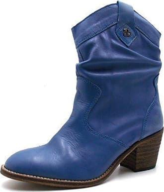 MOMA Damen Stiefel amp; Stiefeletten Blau Dunkelblau Blau Dunkelblau ...